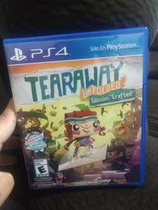 Sears Outlet Pachuca Hidalgo: Tearaway Unfolded para PS4