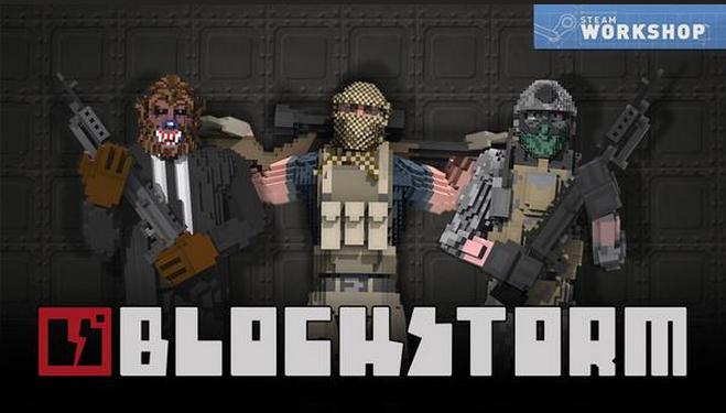 Blockstorm para steam (indiegala en facebook) gratis