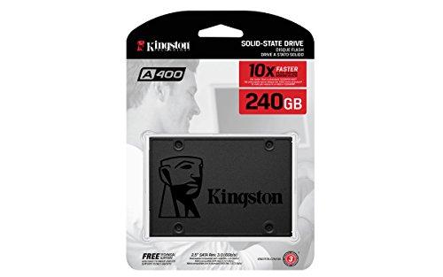 Amazon: Kingston SSD 240GB Vendido por Amazon EE.UU