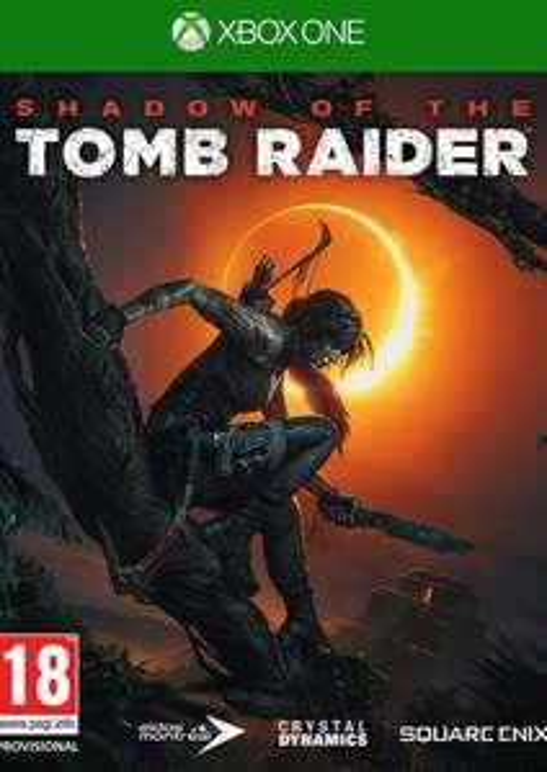 Cdkeys: Shadow of the Tomb Raider Xbox One