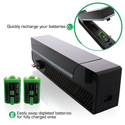 Amazon: Estación de carga Xbox One