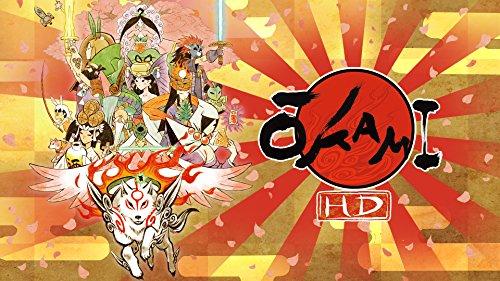 Amazon USA: Okami HD para Nintendo Switch [Descarga Digital]