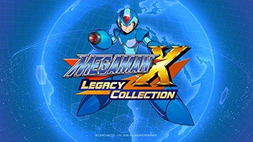 Amazon USA: Megaman X Legacy Collection (1 ó 2) para Nintendo Switch [Descarga Digital]