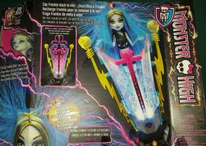 Soriana: Monster High Fusión Espeluznante $99