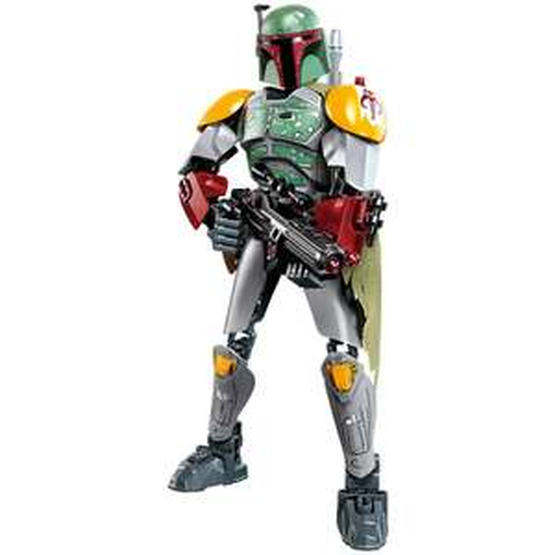 GearBest: Modelo de poder mental bloquea el juguete - MULTICOLOR-A