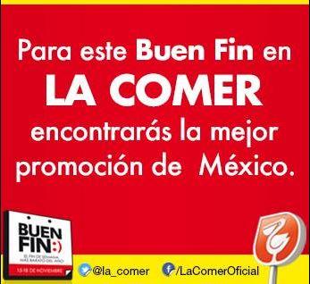 Ofertas del Buen Fin 2013 en Comercial Mexicana