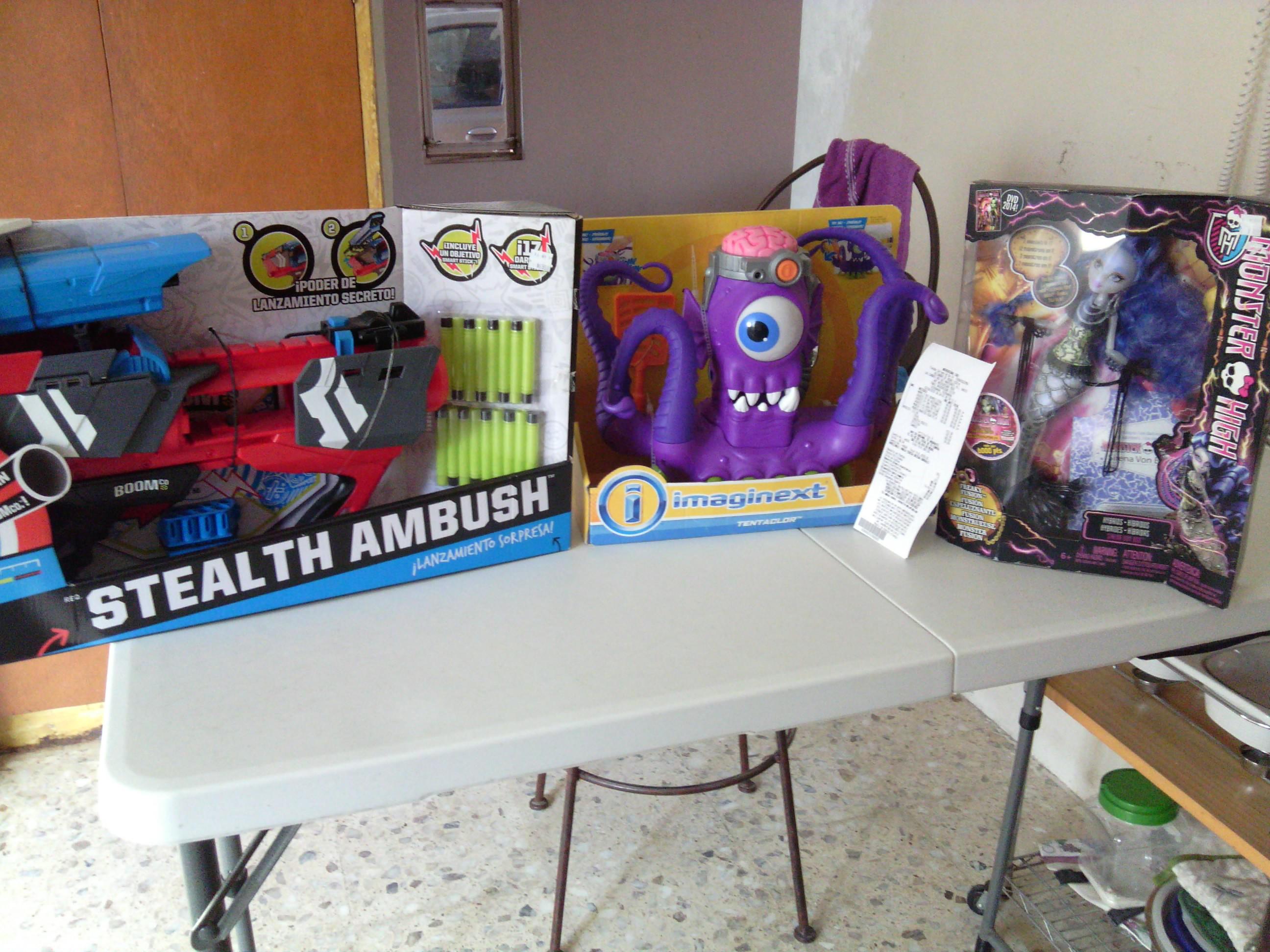 Soriana: muchos juguetes en liquidación a sólo $99