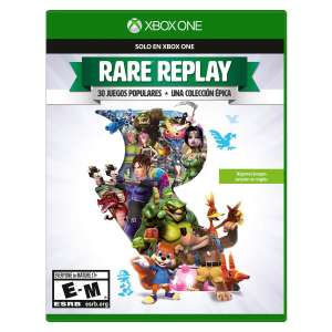 Amazon MX: Rare Replay a $479