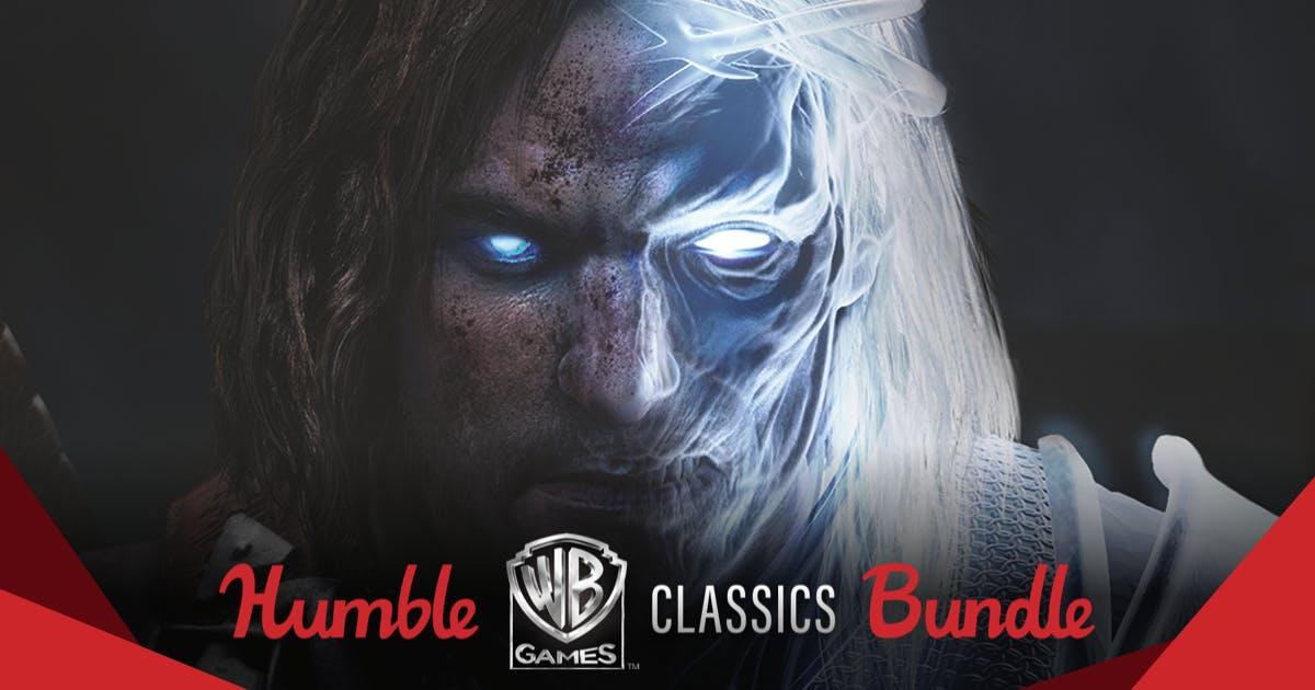 Humble Warner Bros Games Bundle (Shadow of Mordor, Batman, Mad Max, Injustice y más)