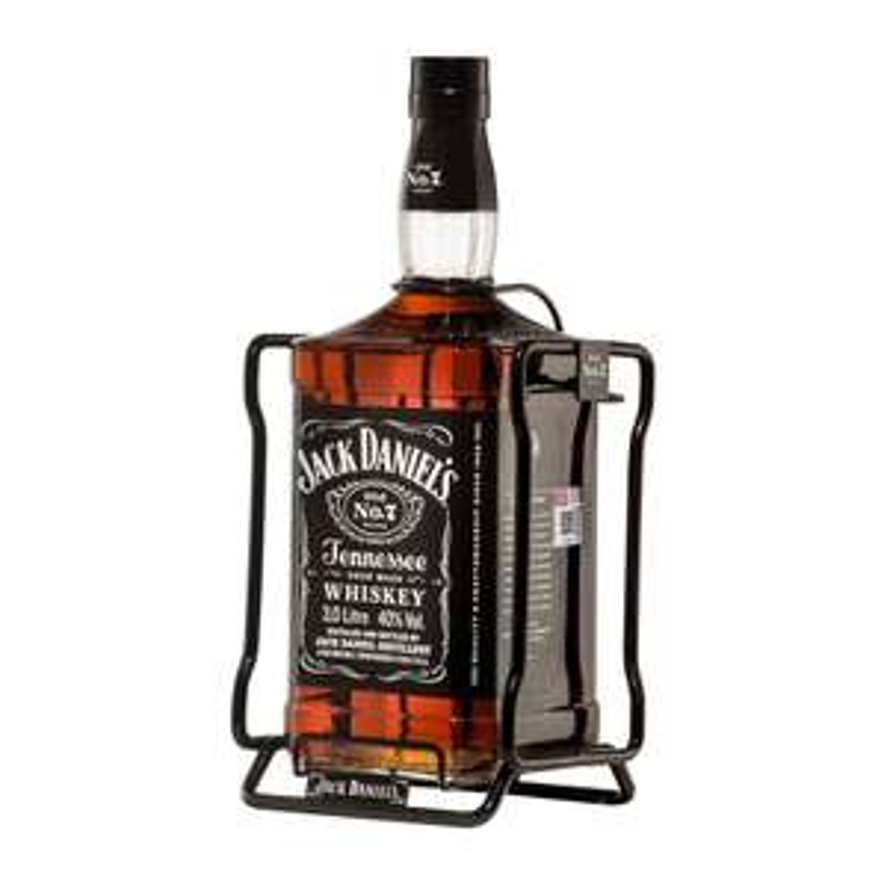 Sam's Club: Whiskey Jack Daniel's Old No.7 - 3 Litros - 3X2