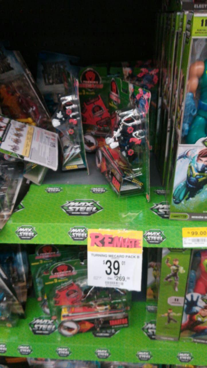 Bodega Aurrerá Chilpancingo: juguete para niño en su última liquidación. OJO; Solo paso el dato.