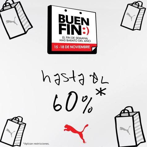 Ofertas del Buen Fin 2013 en Puma, Adidas, Nike, Mistertennis y tiendas de deportes