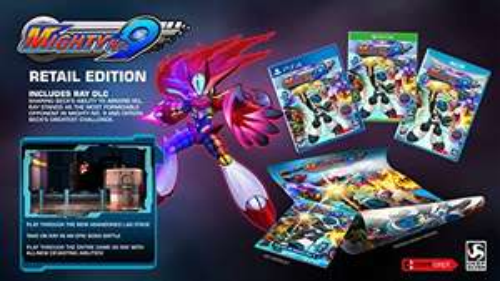 Amazon: Mighty No. 9 - Signature Edition - Xbox One envio gratis con prime