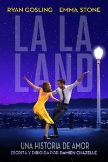 itunes: La la land
