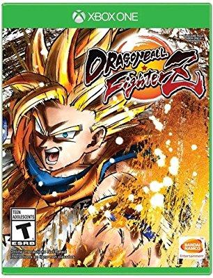 Amazon: Dragón ball Fighter Z - Xbox one