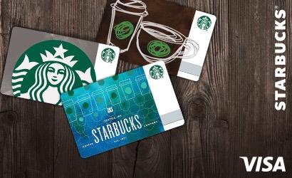 Starbucks:  Recargas HSBC al doble,  Limitado a 3,040 redenciones