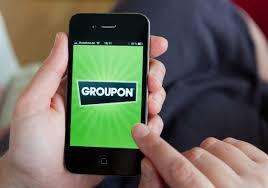 Groupon: cupones de 15% Dsto.