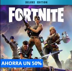 PSN Oferta Fortnite Salvar al Mundo