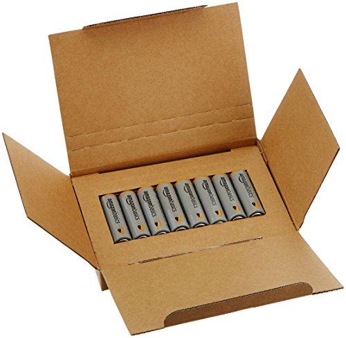 """Amazon: 8 baterías """"AA"""""""