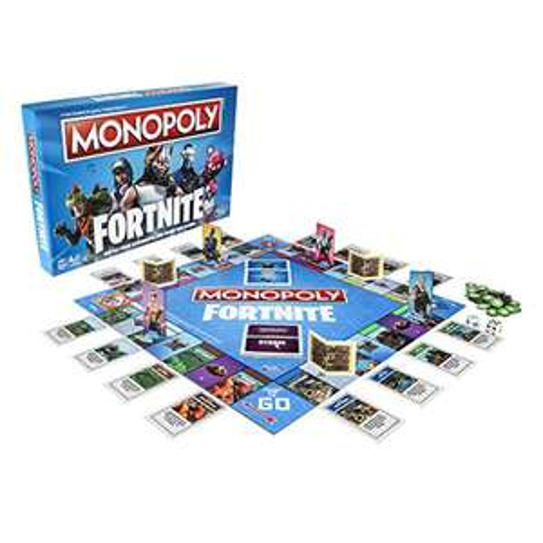 Amazon: Monopoly de Fortnite