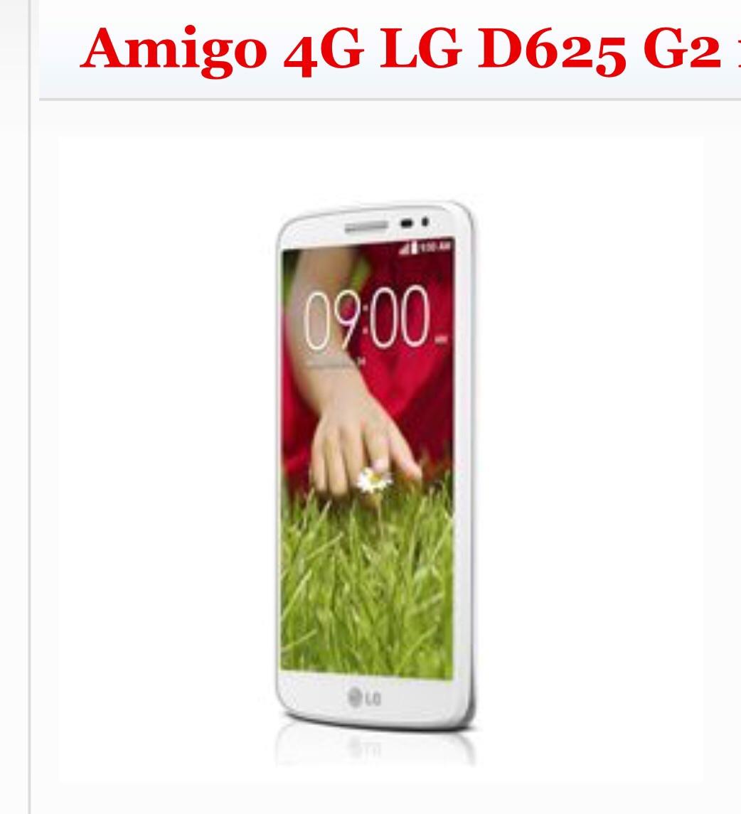 Sanborns: Lg G2 mini 4G telcel (meses sin interes y envío gratis)