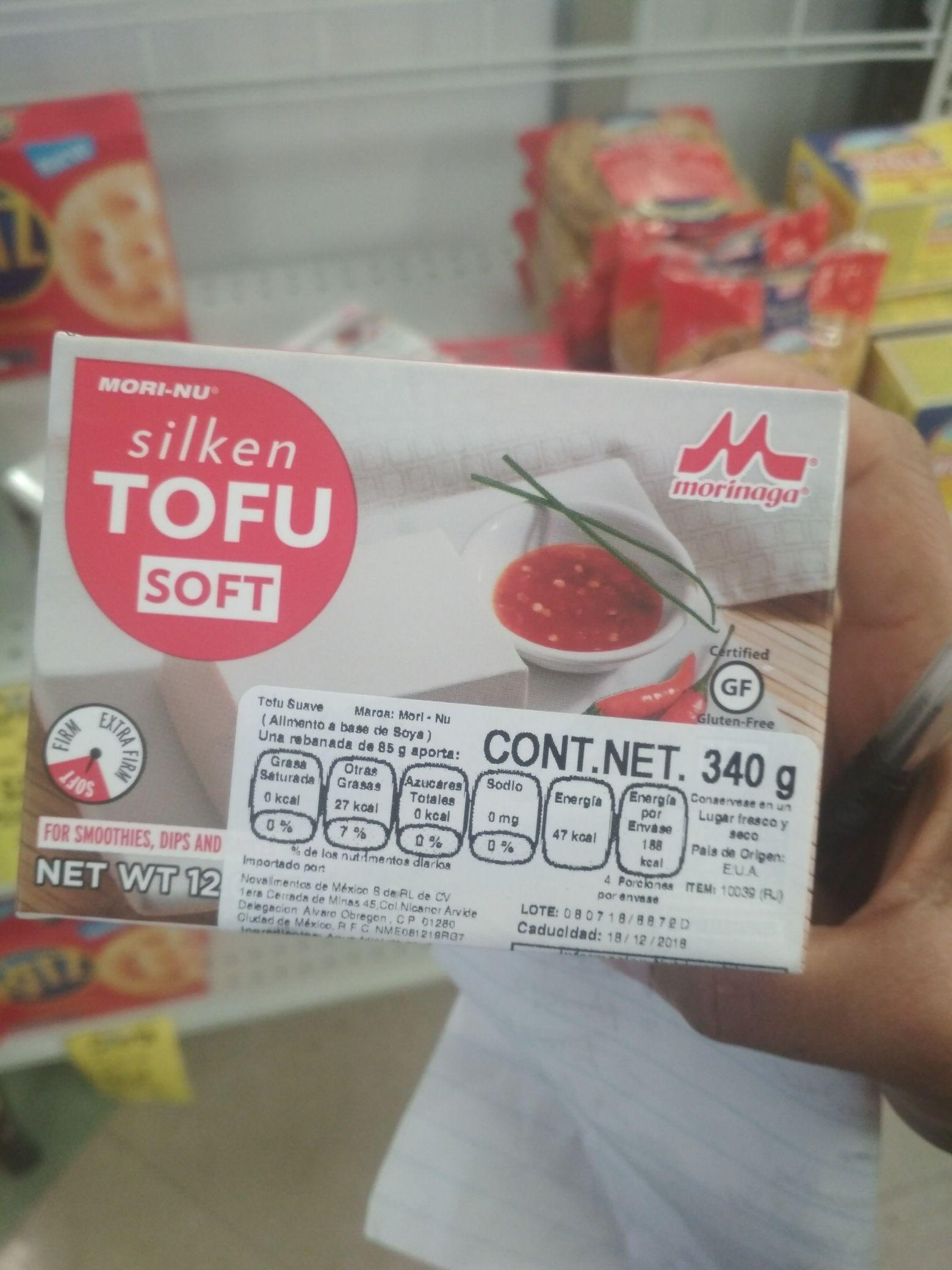 Soriana hiper SLP: TOFU