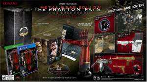 Amazon: Metal Gear Solid V: Collector's Edition