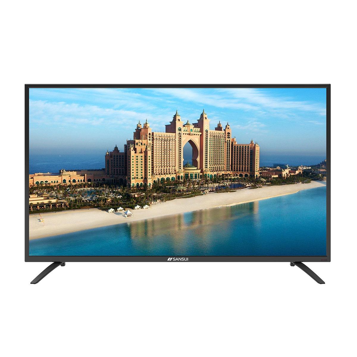 "Chedraui: Pantalla Sansui 55"" 4K Smart TV SMX5528"