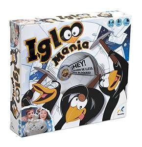 Amazon: Novelty Juguete Igloo Mania