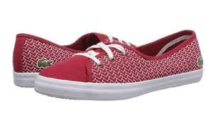 Amazon: Tenis Lacoste Dama 6.5 US