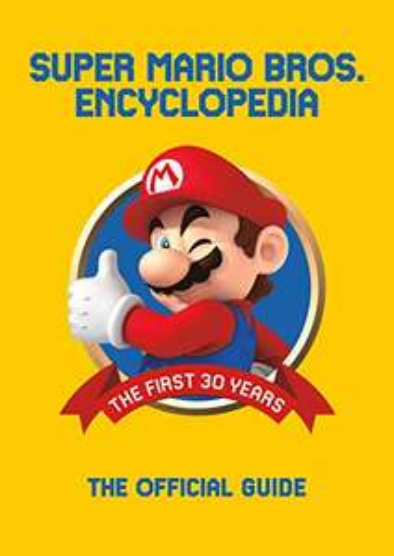 Amazon: Super Mario Encyclopedia en Inglés vendida por Amazon.com.mx
