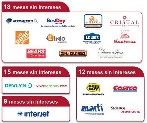 Ofertas del Buen Fin con Banorte: 18 meses sin intereses y 5% de bonificación