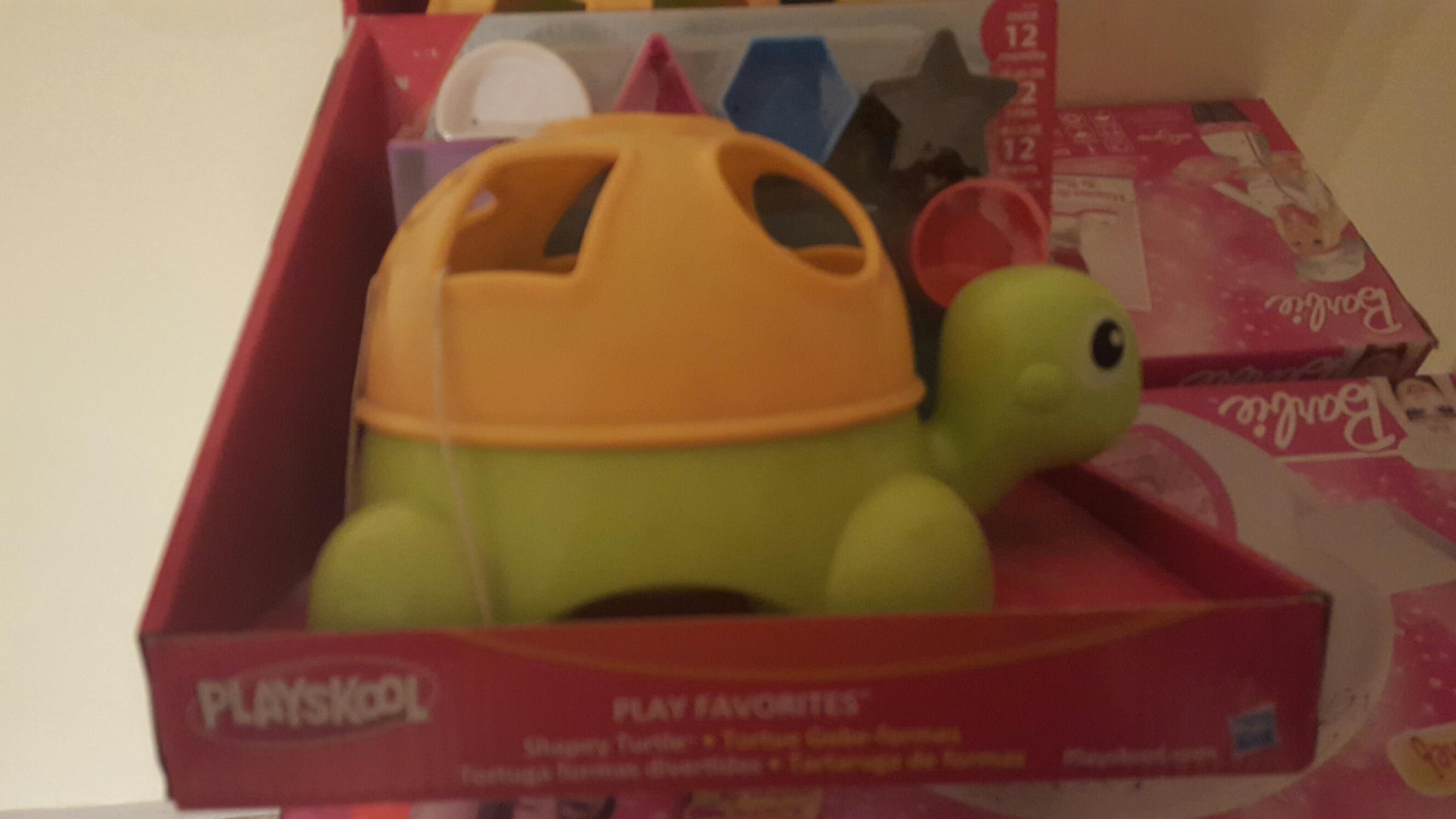 Walmart: Tortuguita Playskool a $25.01