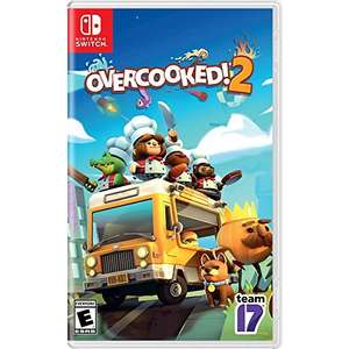 Amazon: Overcooked 2 Nintendo Switch