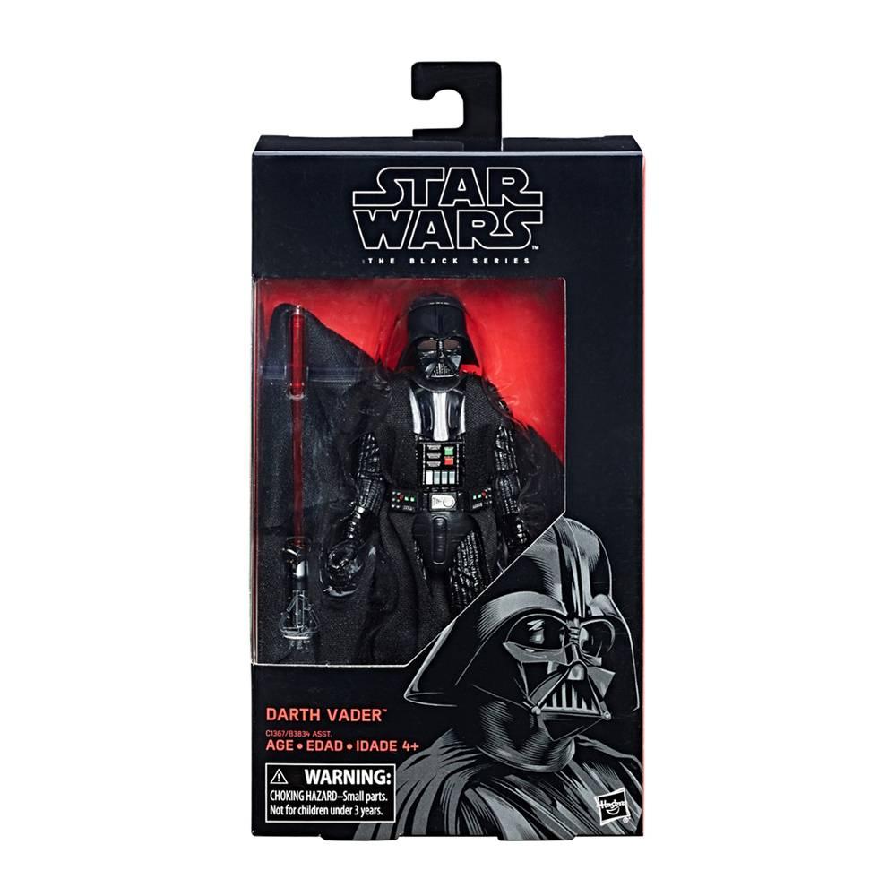 "Walmart: Darth Vader Black Series 6"""