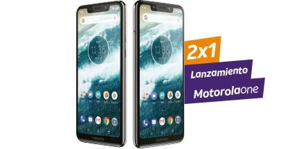 AT&T: Motorola One 2x1 al contratar dos planes