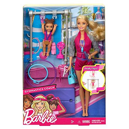 Amazon: Barbie Muñeca Estudiante de Gimnasia