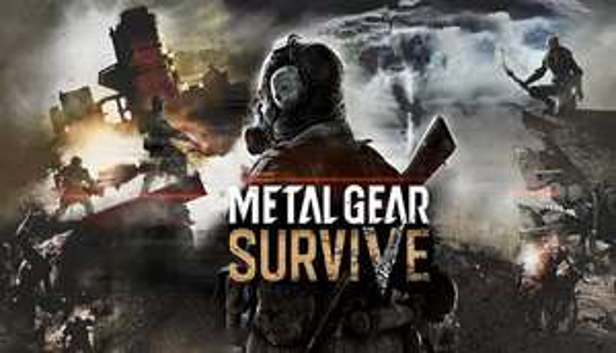 Humble Bundle: Metal Gear Survive en 80% de descuento