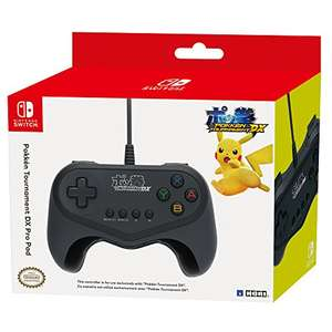 Amazon: HORI Pro Pad Wired Controller - Pokken Tournament DX Edition for Nintendo Switch