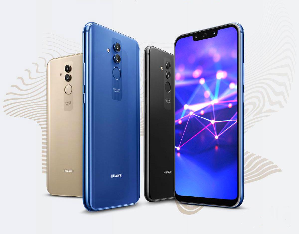 Doto: Huawei Mate 20 Lite 64GB - 4GB RAM