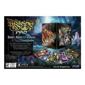 Dragons Crown pro day one. Amazon. PS4