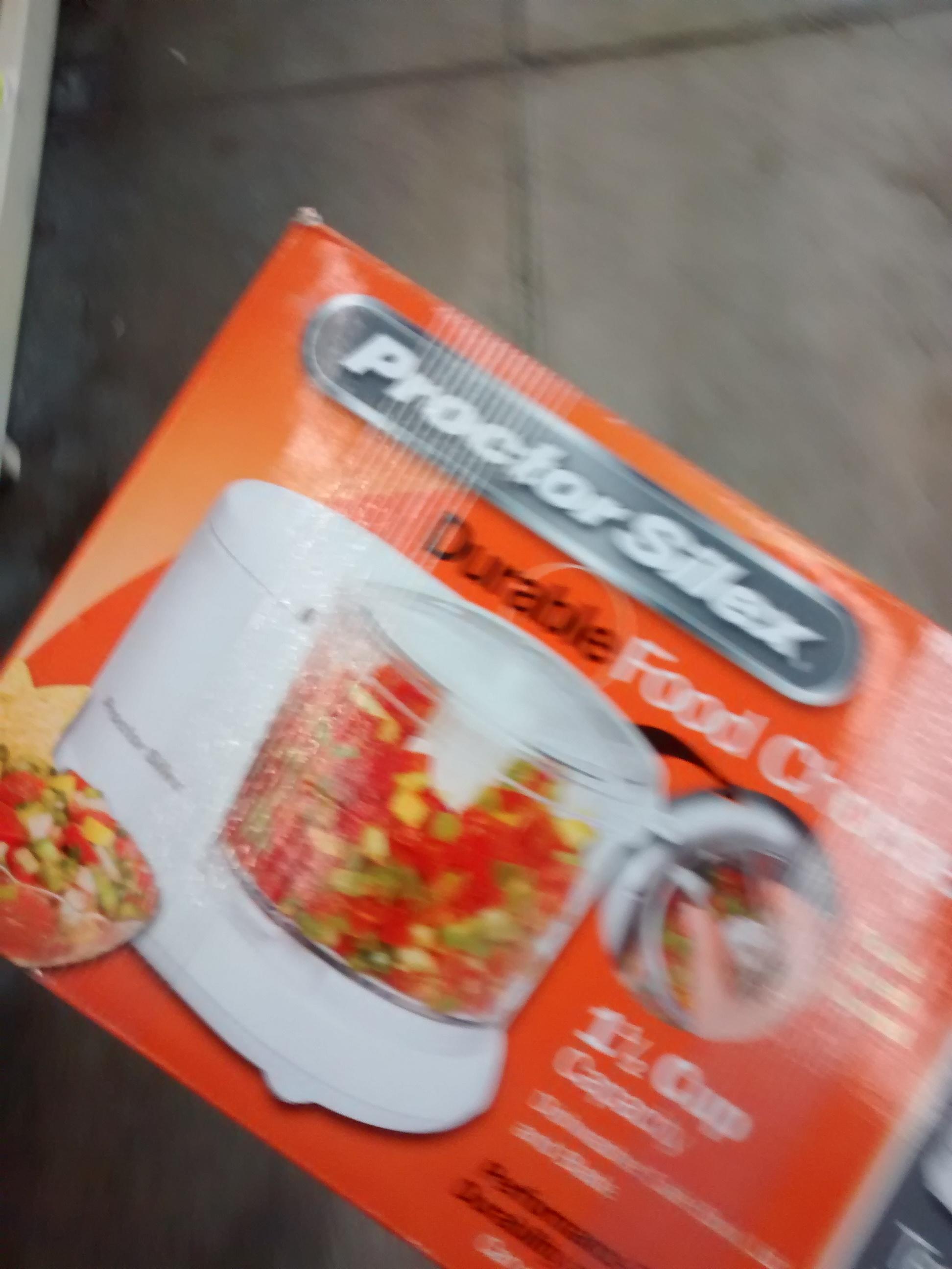 Bodega Aurrerá: Procesador de alimentos a $99.01