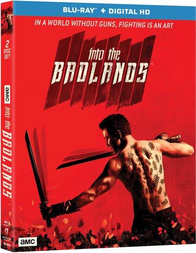 Amazon: Into The Badlands Temporada 1 Blu Ray