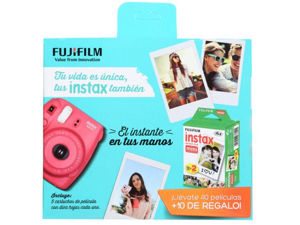 Liverpool: Paquete de Película Fujifilm Instax Mini
