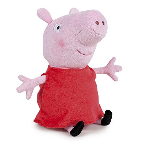 Amazon: Peppa Pig Peluche de 20 cm