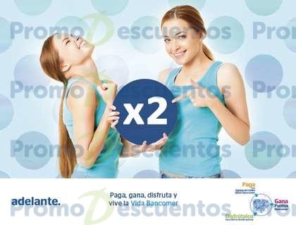 Puntos Bancomer dobles del 25 al 28 de septiembre