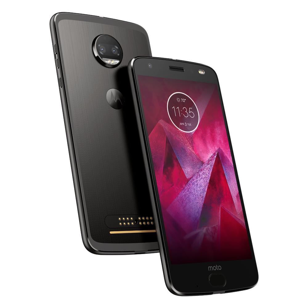 Sam's Club: Smartphone Motorola Moto Z2 Force Negro Telcel CON BANCOMER