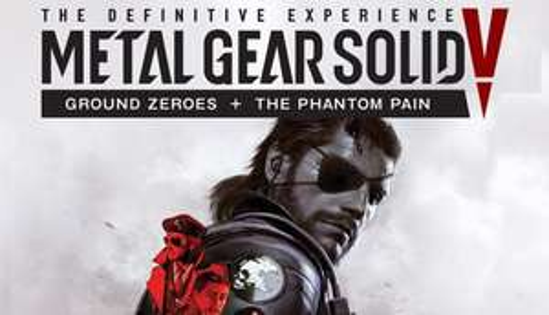 Humble Bundle: Monthly de diciembre, Metal Gear Solid V (Ground Zeroes + The Phantom Pain)