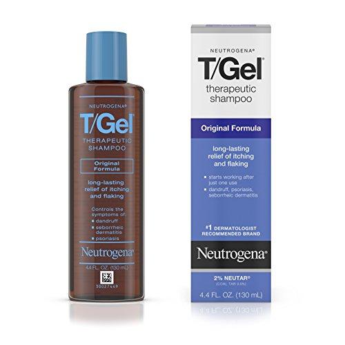 Amazon: Shampoo Neutrogena T/Gel terapéutico 130 ml