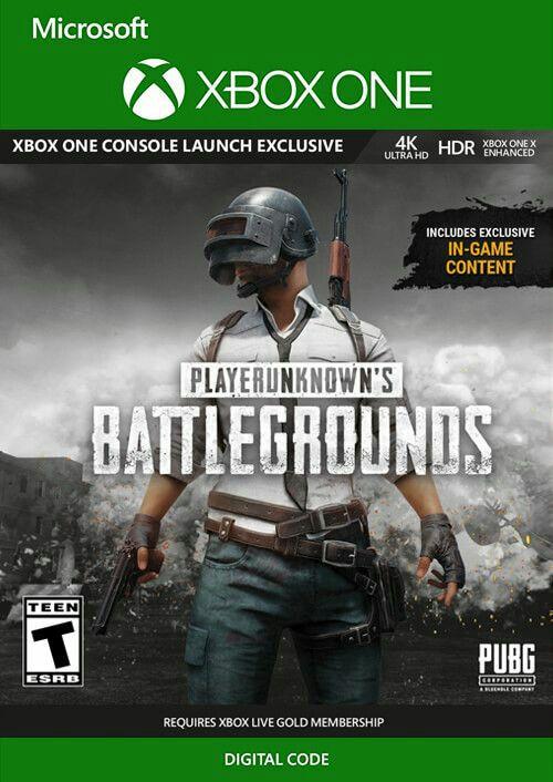 CDKeys: PlayerUnknown's Battlegrounds (PUBG) + Assassin's Creed Unity para Xbox One